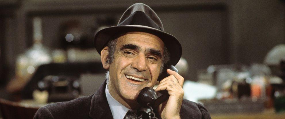 "PHOTO: Abe Vigoda is pictured in the ""Smog Alert"" episode of ""Barney Miller"" on Jan. 6, 1977."
