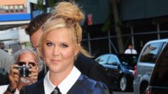 Amy Schumer Steps Out in NYC