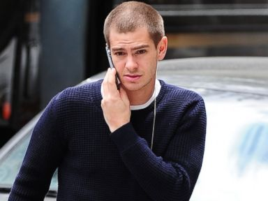 Photos: 'Spider-Man' Andrew Garfield Shows Off His New Look