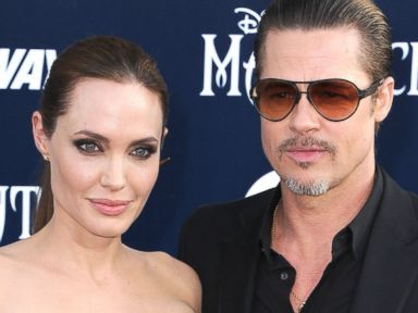 Angelina Jolie and Brad Pitt Wrote Handwritten Love Notes While Apart