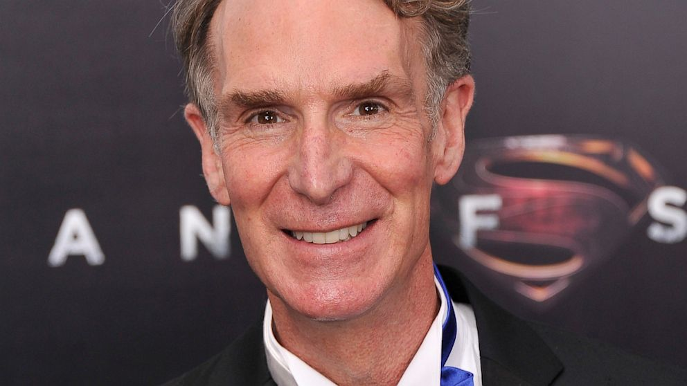 PHOTO: Bill Nye