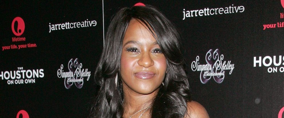 "PHOTO: Bobbi Kristina Brown in this Oct. 2012 file photo when she attended ""The Houstons: On Our Own"" Series Premiere Party at Tribeca Grand Hotel in New York City."