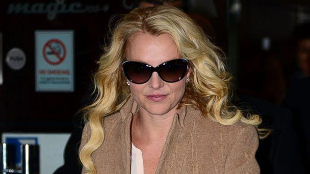 GTY Britney Spears ml 131022 16x9 608 Britney Spears to Release Song on Jason Trawick Split