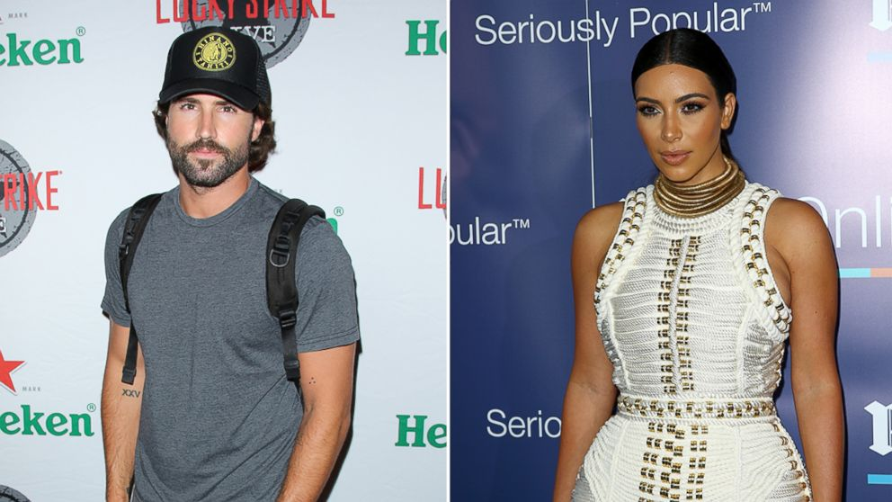 PHOTO: Brody Jenner attends the launch of Lucky Strike Live at Hollywood and Highland, June 25, 2014, in Hollywood, Calif. Right, Kim Kardashian attends the MailOnline Cannes Party, June 18, 2014, in Cannes, France.