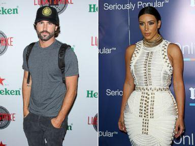 Brody Jenner Reveals Kim Kardashian Kissed Her Stepbrother