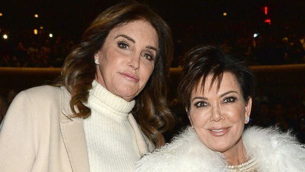 PHOTO: Caitlyn Jenner and Kris Jenner attend Kanye West Yeezy Season 3 at Madison Square Garden, Feb. 11, 2016 in New York.