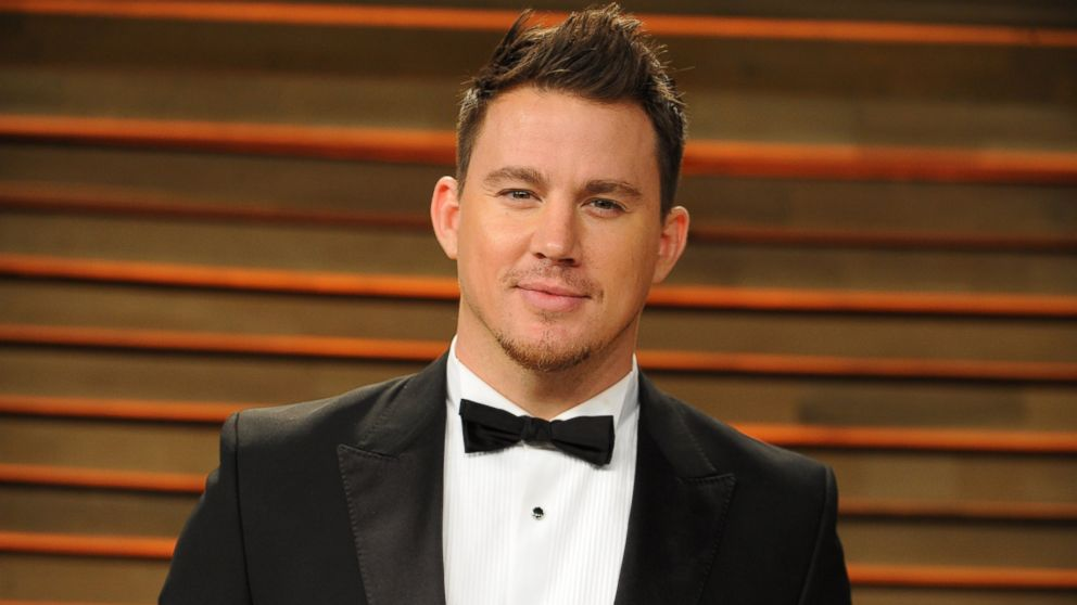 PHOTO: Channing Tatum attends the 2014 Vanity Fair Oscar Party hosted by Graydon Carter on March 2, 2014 in West Hollywood, California.
