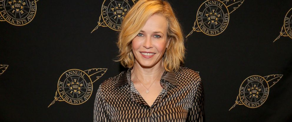 PHOTO:Chelsea Handler poses backstage at the 52nd Annual ICG Publicists Awards, Feb. 20, 2015, in Beverly Hills, Calif.