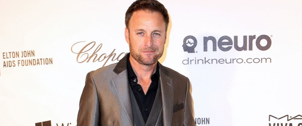 PHOTO: TV personality Chris Harrison attends the 22nd Annual Elton John AIDS Foundations Oscar Viewing Party, March 2, 2014 in Los Angeles.