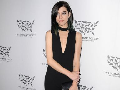 PHOTO: Singer Christina Grimmie attends The Humane Society of The United States To The Rescue gala at Paramount Studios, May 7, 2016, in Hollywood, California.