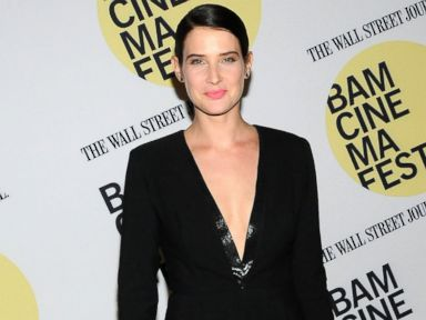Cobie Smulders Takes a Plunge Five Months After Giving Birth