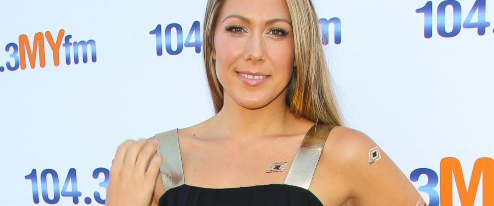 "PHOTO: Recording Artist Colbie Caillat attends 104.3 MY FMs ""My Big Night Out"" concert at the Hollywood Bowl, June 16, 2014, in Hollywood, Calif."