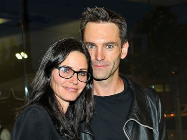 Photos: Courteney Cox and Johnny McDaid Enjoy Date Night