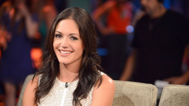 PHOTO: Desiree Hartsock sat down with Chris Harrison, live, to talk about her three final bachelors on