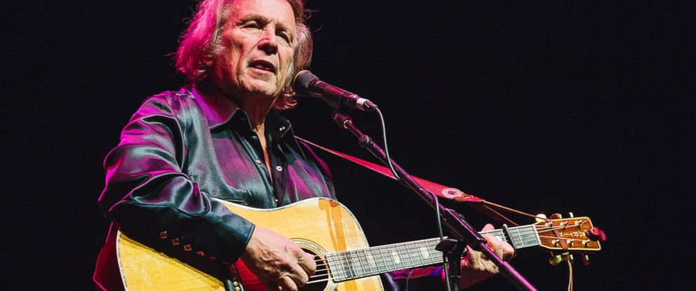 PHOTO: Don McLean performs on stage at York Barbican on May 15, 2015 in York, United Kingdom.