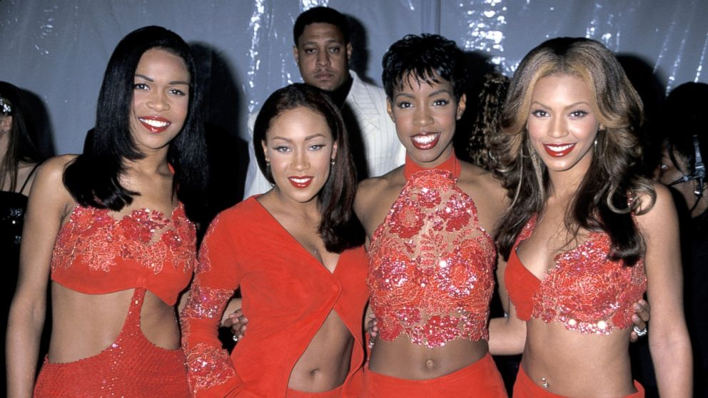 PHOTO: Destinys Child Michelle Williams, Farrah Franklin, Kelly Rowland and Beyonce Knowles are seen in this undated file image.