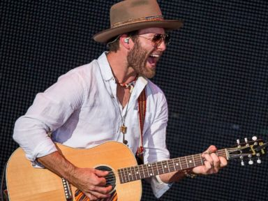 PHOTO: Drake White performs during the Black Out The Sun Tour at DTE Energy Music Theater on July 2, 2016 in Clarkston, Mich.