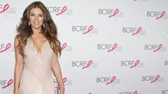 Elizabeth Hurley Goes Glam for the Red Carpet
