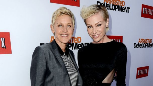 GTY Ellen and Portia mar 140219 16x9 608 Ellen DeGeneres Reveals State of her Marriage