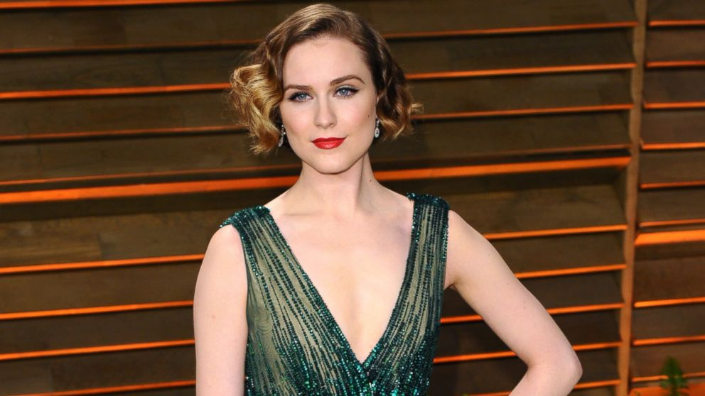 PHOTO: Evan Rachel Wood attends the 2014 Vanity Fair Oscar Party hosted by Graydon Cartee, March 2, 2014 in West Hollywood, Calif.