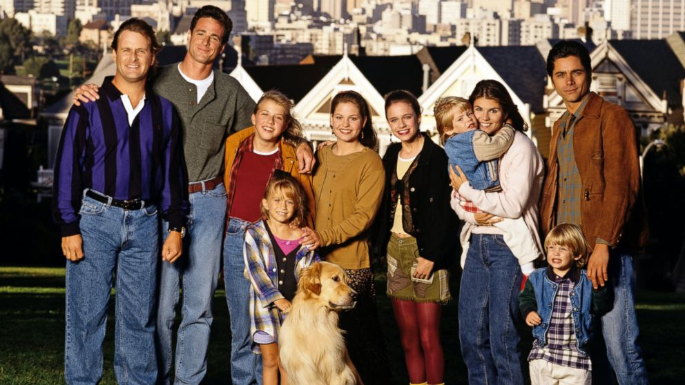 Full house reboot is officially happening and here are the details