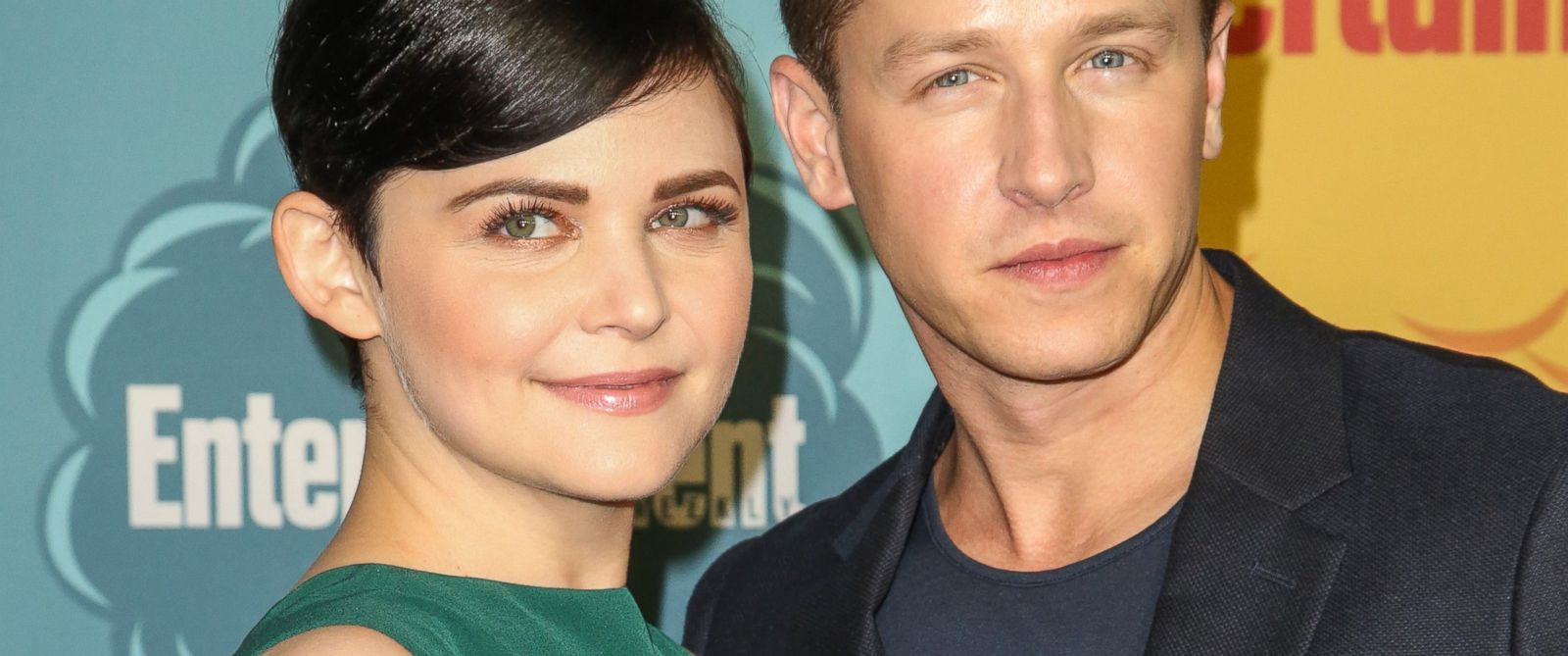 PHOTO: Actors Ginnifer Goodwin and Josh Dallas arrive at Entertainment Weeklys annual Comic-Con celebration at Float at Hard Rock Hotel San Diego, July 20, 2013 in San Diego, Calif.