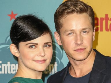 Actress Ginnifer Goodwin Marries Josh Dallas