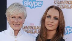 Glenn Close Hits the Red Carpet With Her Daughter Annie