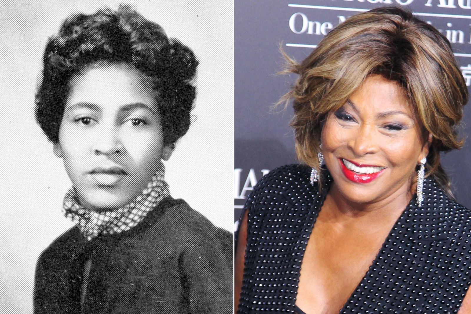 Tina Turner Kids Pictures