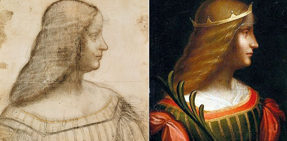 PHOTO: Leonardo da Vinci painting lost for centuries found in Swiss bank vault