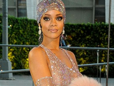 Fashion Face Off: 'Family Guy' Takes On Rihanna's Sexy Dress