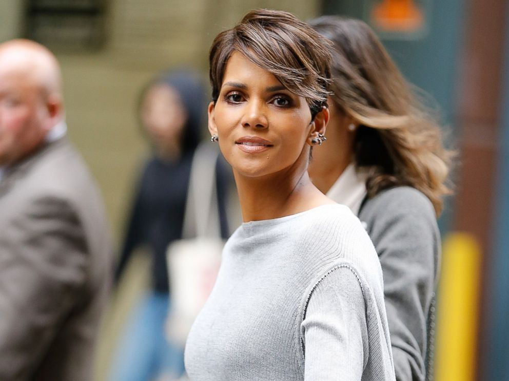 PHOTO: Actress Halle Berry is seen at the 2014 CBS Upfront at Carnegie Hall on May 14, 2014 in New York City.