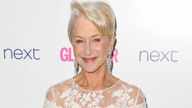 PHOTO: Dame Helen Mirren attends the Glamour Women of the Year Awards at Berkeley Square Gardens, June 3, 2014, in London.