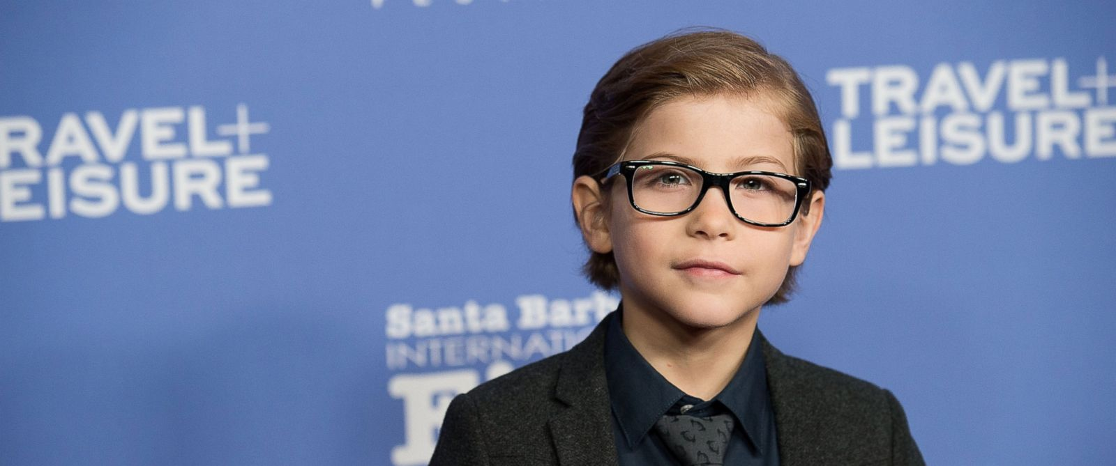 PHOTO: Actor Jacob Tremblay arrives for the presentation of the Virtuosos Award for The 31st Santa Barbara International Film Festival at the Arlington Theatre on Feb. 6, 2016 in Santa Barbara, Calif.