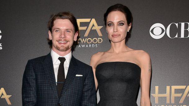 GTY Jack OConnell Angelina Jolie ll 141117 16x9 608 How Jack OConnell Got the Lead Role in Angelina Jolies Unbroken