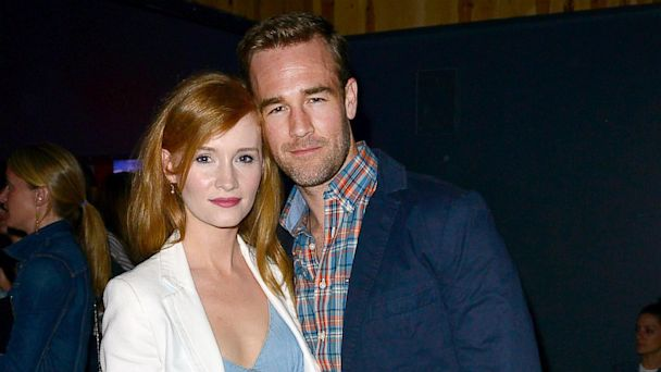 GTY James Van Der beek ml 130830 16x9 608 James Van Der Beek and Wife Expecting Third Child