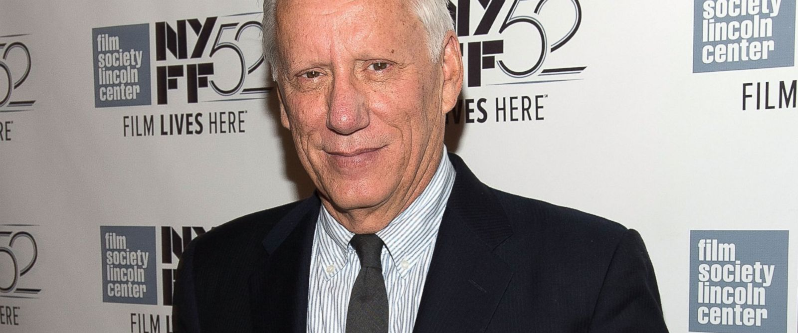 PHOTO: James Woods attends the 52nd New York Film Festival at Walter Reade Theater in this Sept. 27, 2014 file photo in New York.