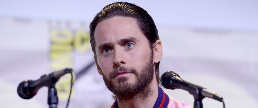 PHOTO: Actor Jared Leto attends the Warner Bros. Presentation during Comic-Con International 2016 at San Diego Convention Center, on July 23, 2016, in San Diego.