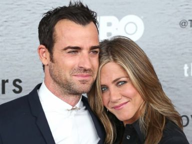 Justin Theroux Admits He and Jennifer Aniston Have 'Hot Feet' About Marriage