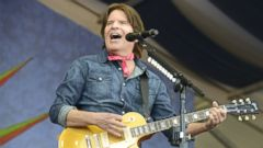 'PHOTO: NEW ORLEANS, LA - MAY 04:  John Fogerty performs during Day 7 of the 2014 New Orleans Jazz & Heritage Festival1_b@b_1Fair Grounds Race Course on May 4, 2014 in New Orleans, Louisiana.' from the web at 'http://a.abcnews.com/images/Entertainment/GTY_John_Fogerty_151002_DC_16x9t_240.jpg'