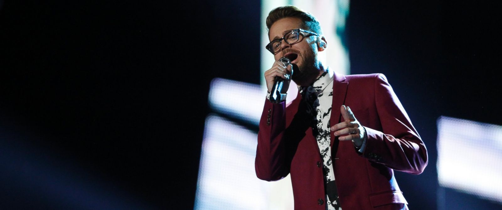 "PHOTO: Josh Kaufman appears on ""The Voice,"" May 20, 2014."