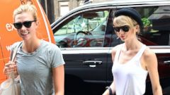 Karlie Kloss and Taylor Swift Have a Girls Day Out