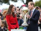 Kate Middleton and Prince William Enjoy a Laugh