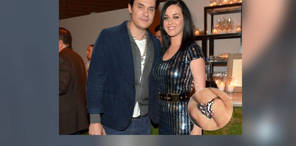 PHOTO: Musician John Mayer and singer Katy Perry attend Hollywood Stands Up To Cancer Event with contributors American Cancer Society and Bristol Myers Squibb in this Jan. 28, 2014, file photo.