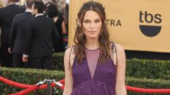 Keira Knightley Shows Off Her Flowy Maternity Style