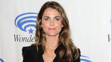 Keri Russell Goes Short and Sweet for Premiere