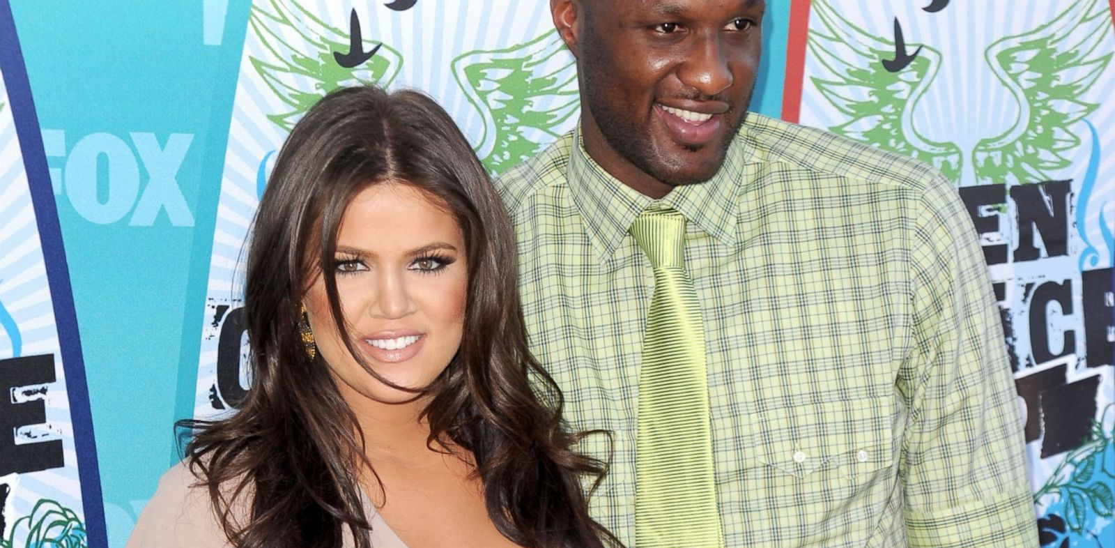 PHOTO: Khloe Kardashian and Lamar Odom