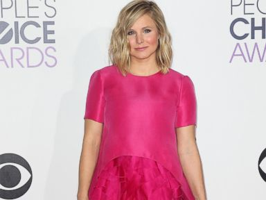 Kristen Bell Hits the Red Carpet Three Weeks After Childbirth