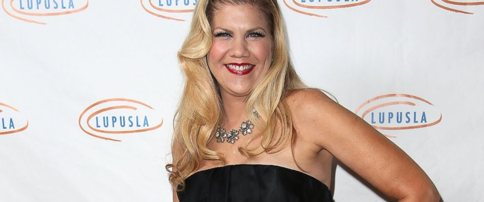 PHOTO: Actress Kristen Johnston attends the 14th Annual Lupus LA Orange Ball at the Regent Beverly Wilshire Hotel, May 8, 2014, in Beverly Hills, Calif.