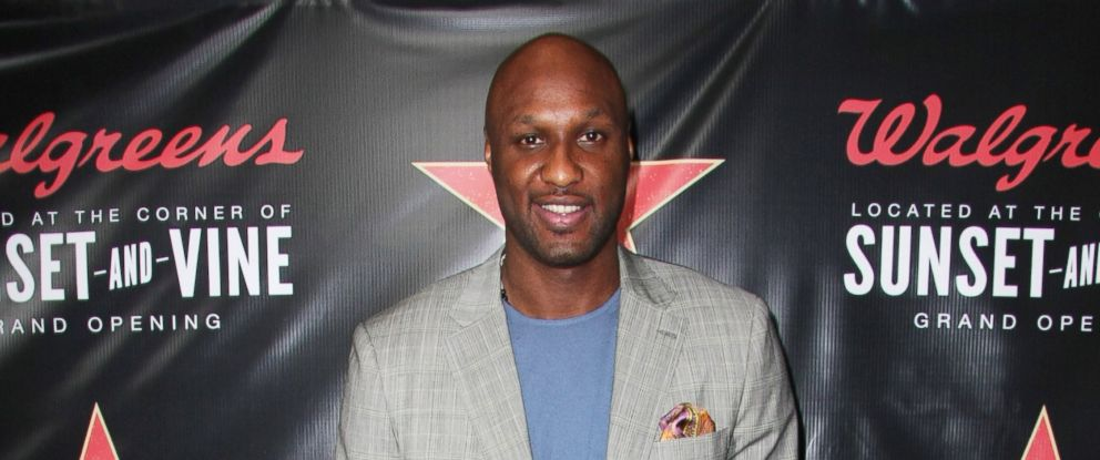PHOTO: Lamar Odom attends the opening night of Walgreens new flagship store in Los Angeles in this Nov. 30, 2012 file photo in Hollywood, Calif.